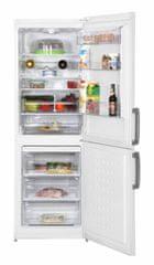 BEKO CS 232030 Kombinált hűtőszekrény, 278 L, A++