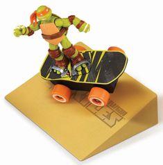 Korytnačky Ninja TMNT Želvy Ninja - Skateboard