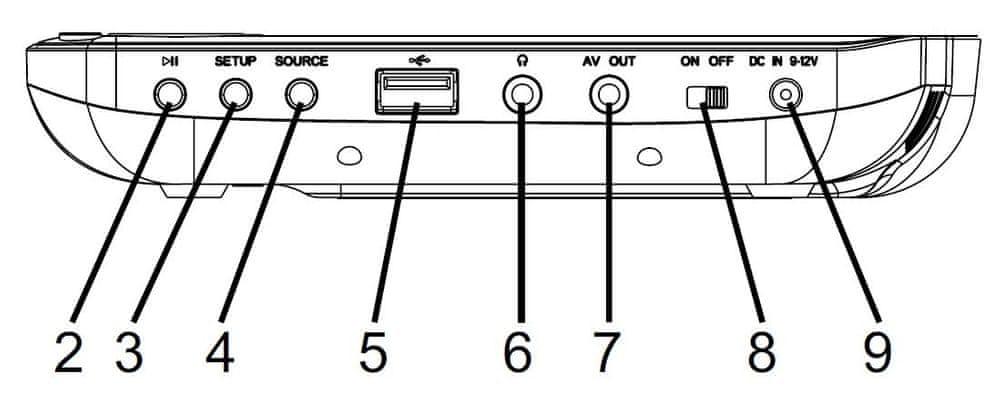 Hyundai PDP 711 SU
