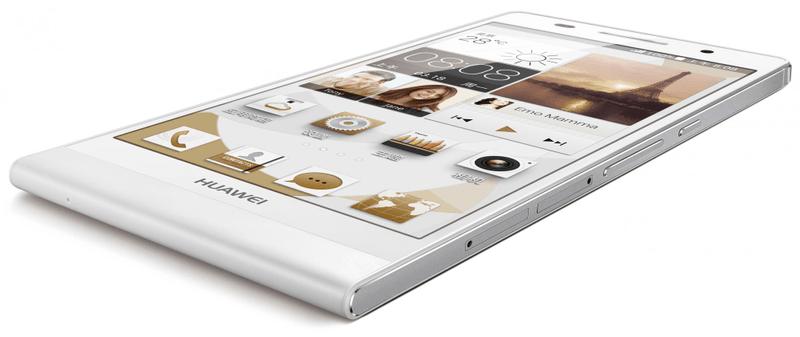 Huawei Ascend P6, bílý - II. jakost