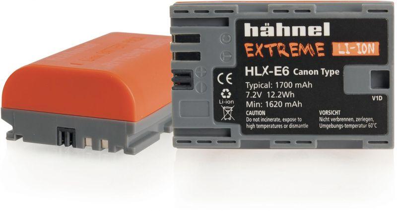 Hähnel HLX-E6 pro Canon (LP-E6)