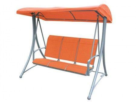 Rojaplast Houpačka HOLLYWOOD oranžová
