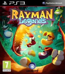 Ubisoft Rayman Legends PS3