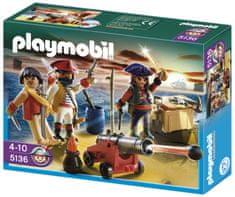 Playmobil Kalóz szett