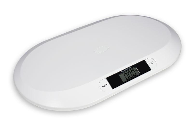 BeautyRelax Kojenecká digitální váha