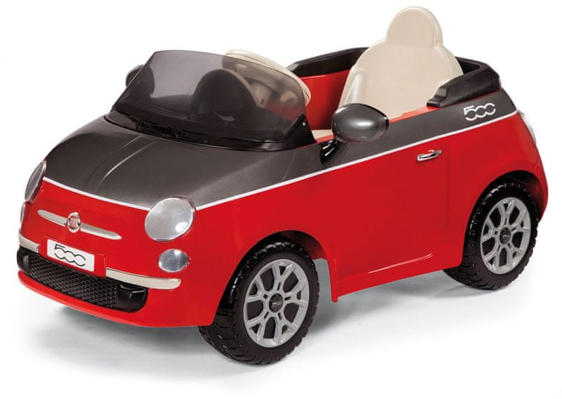Peg Perego Fiat 500 Red