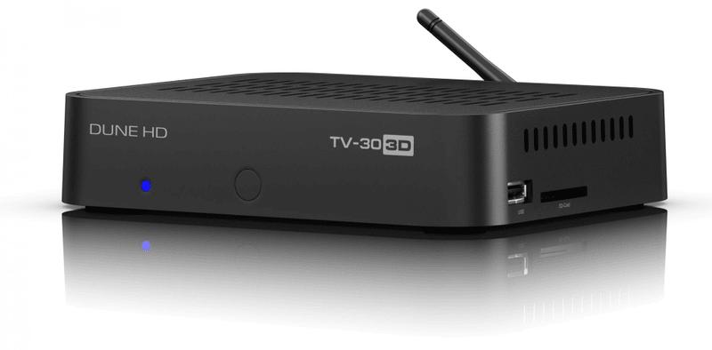 Dune HD TV-303D - II. jakost