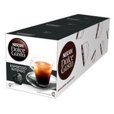 NESCAFÉ kavne kapsule Dolce Gusto Espresso Intenso, trojno pakiranje