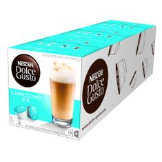 NESCAFÉ kavne kapsule Dolce Gusto Cappuccino Ice, trojno pakiranje