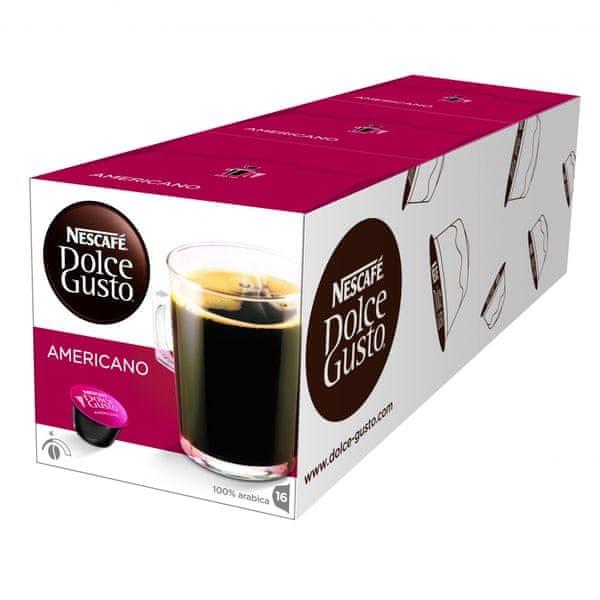 Nescafé DOLCE GUSTO Caffe Americano 3balení