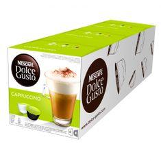 NESCAFÉ Dolce Gusto CAPPUCCINO kávékapszula 3 x 16