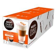 NESCAFÉ CARAMEL MACCHIATO kávékapszula 3 x 16 db