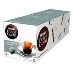 NESCAFÉ kavne kapsule Dolce Gusto Espresso Barista, trojno pakiranje