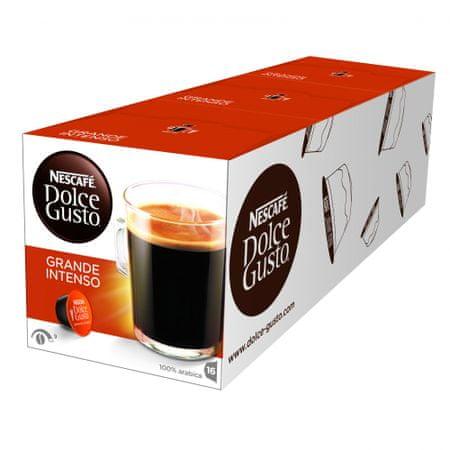 NESCAFÉ GRANDE INTENSO Kávékapszula 3 x 16 db
