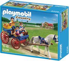Playmobil Almásderes és fogata 5226