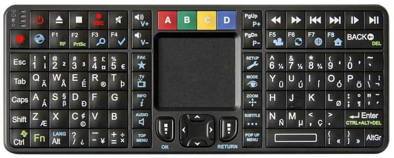 Dune HD Qwerty Bezdrátová klávesnice