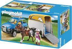 Playmobil 5223 Lószállító terepjáró