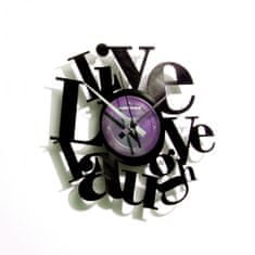 Disc'O'Clock 007 Live Love Laugh