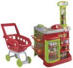 Alltoys Supermarket s vozíkem Smart