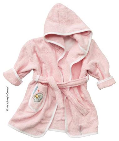 Bebe-jou Župánek Humphreys - růžová