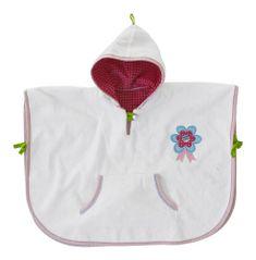 Bebe-jou Poncho dziecięce / ręcznik frotte