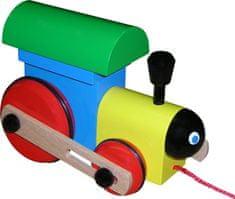 Miva Vacov Lokomotiva tahací barevná