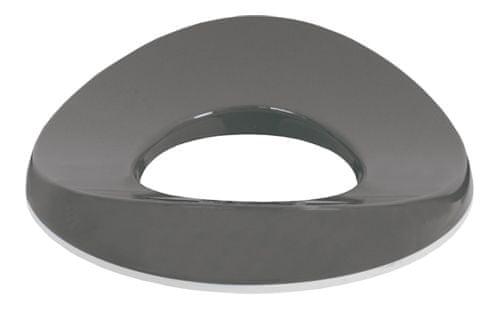 Luma WC Sedátko - Dark grey