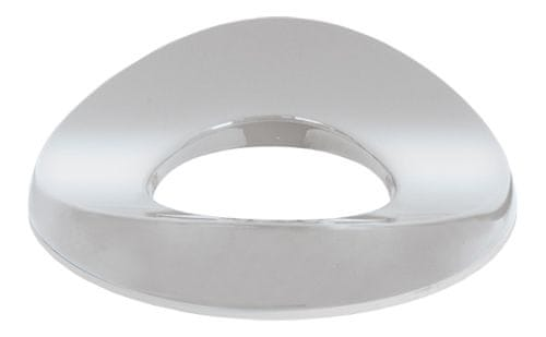 Luma WC Sedátko - Sparkling silver