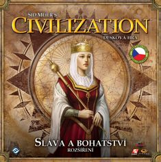 ADC Blackfire Civilization: Sláva a bohatství - rozšíření