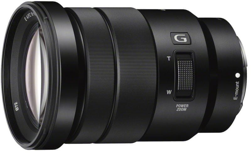 Sony 18-105 mm F4 G OSS E PZ