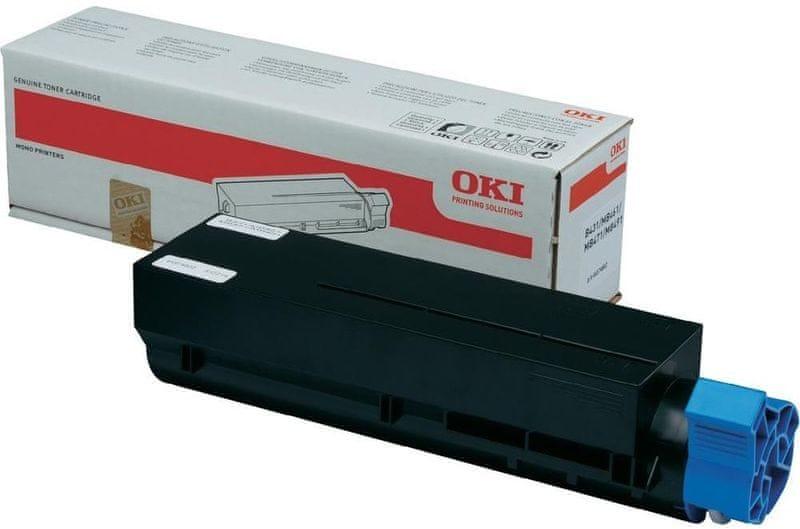 OKI toner 44574802, černý