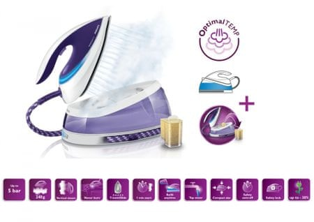 Philips GC 7635/30 Perfect Care Pure - II. jakost