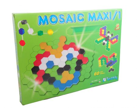 Seva Mozaika Maxi, 60 sztuk