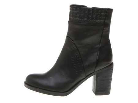 Geox W Kotníčková obuv D34H4F 00049 C9999 aw 40 černá - rozbaleno ... ad358cb935