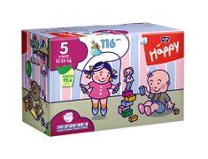 Bella Happy Pieluchy Junior Big Pack - 116 szt