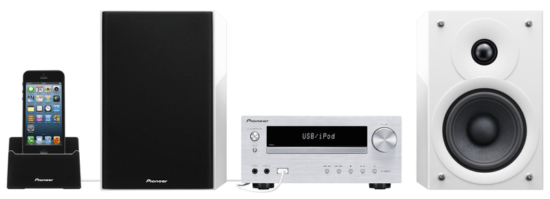 Pioneer X-HM51-W White