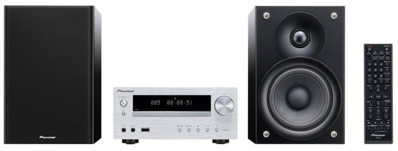Pioneer X-HM51-S (Silver)