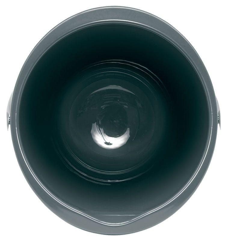Luma Kyblík na pleny s víkem - Dark grey