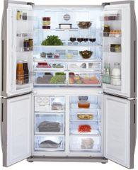 BEKO GNE 114613 X Amerikai hűtőszekrény