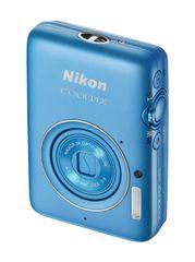 Nikon Coolpix S02 modrá - II. jakost