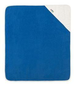 Luma Froté osuška s kapucí - Ocean blue