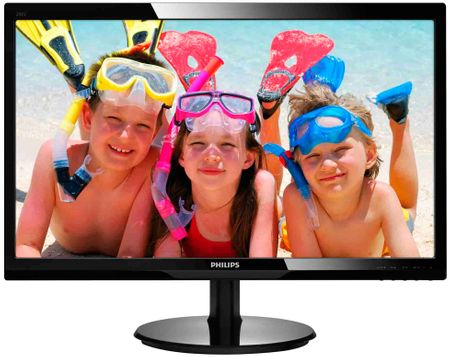 Philips LED monitor 246V5LSB (246V5LSB/00)