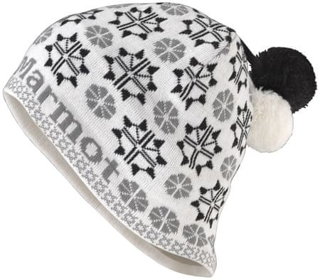 Marmot Wm's Jenna Hat White/Steel