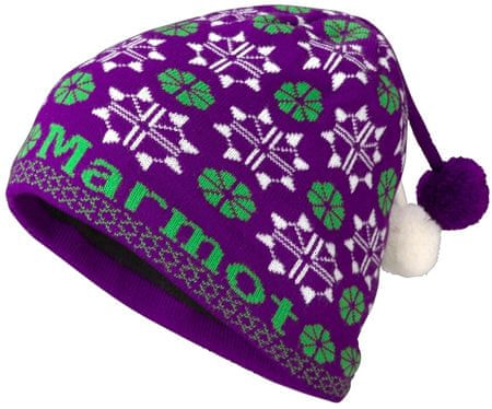 Marmot Wm's Jenna Hat Dark Berry/Leaf