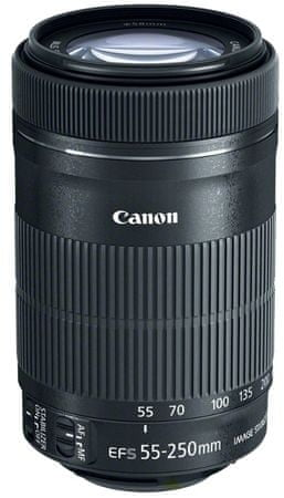 Canon objektiv EF-S 55-250mm f/4-5.6 IS STM