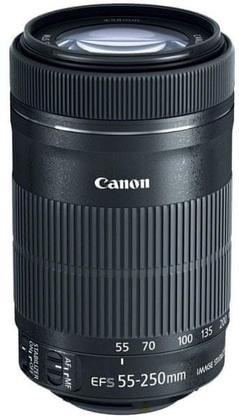 Canon 55-250mm EF-S f/4-5.6 IS STM