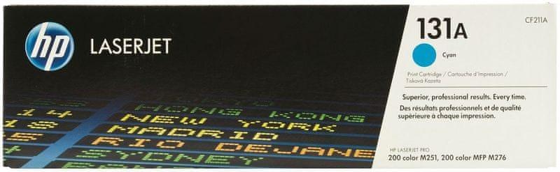 HP tisková kazeta (CF211A)
