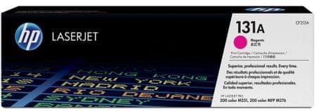 HP tisková kazeta CF213A, purpurová (CF213A)