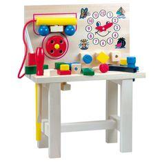 BINO Pracovný stôl s telefónom