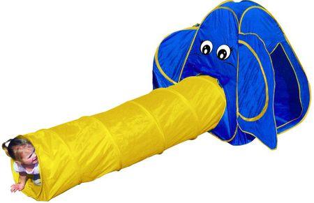 BINO Preliezací stan - slon